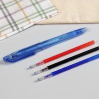 Мел, ручки, фломастеры...